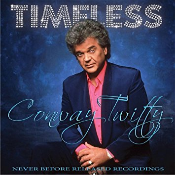 Photo of the new Conway Twitty record